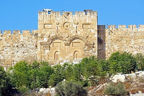 Israel-06621 - Gate of Mercy   by archer10 (Dennis) 211M Views