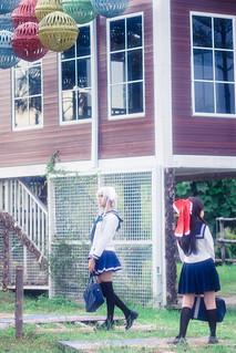 Gensokyo Academy | by bdrc