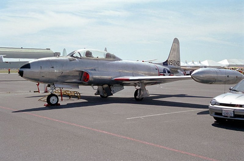 Lockheed T-33A Shooting Star 1