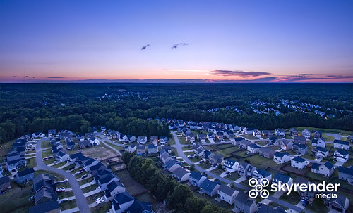 real estate raleigh aerial photography drone
