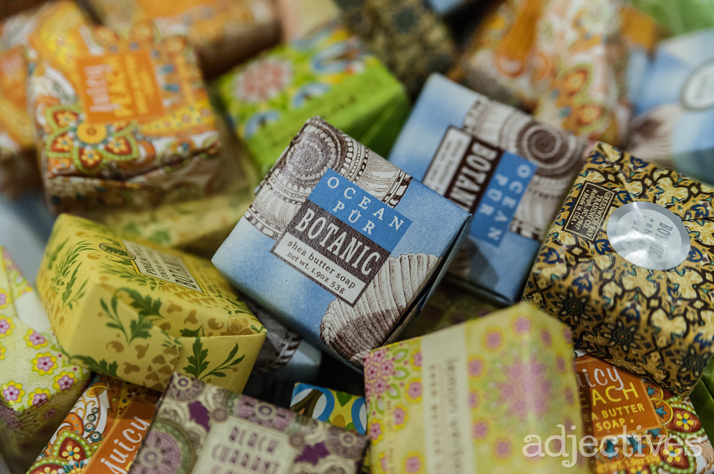 Mini Soaps by Rusty Gate Antiques at Adjectives