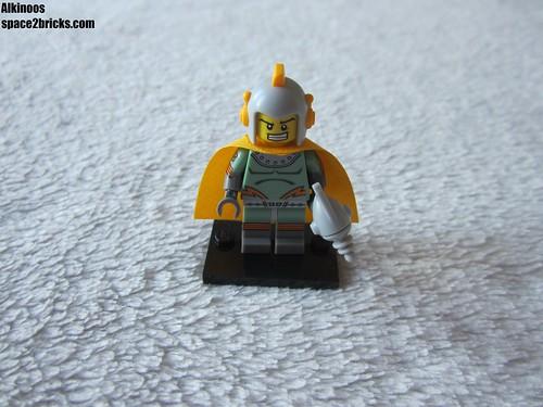 Lego minifigures S17 p33