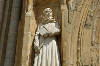 Julian of Norwich | by Matt From London