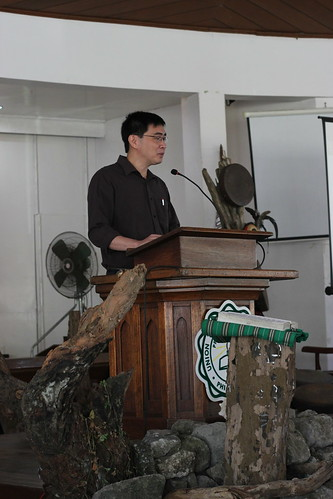 Art and Cultural Education Talk by Prof Roberto Paulino | by paghilomcavite