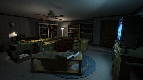 Gone Home Screen | by PlayStation Europe