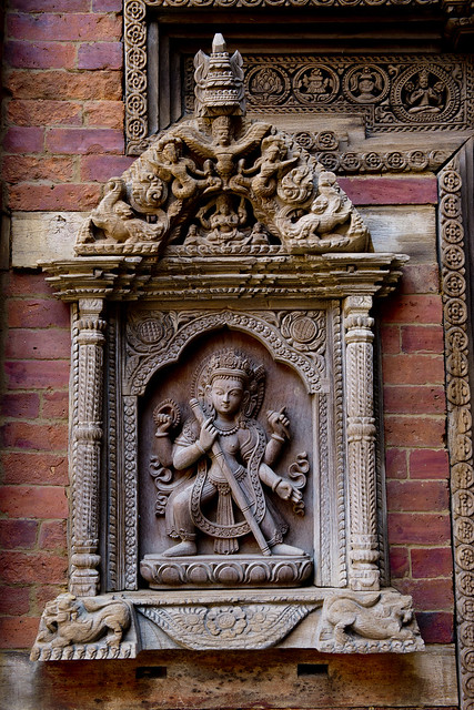 NPL - Vishnu - Royal Palace - Patan