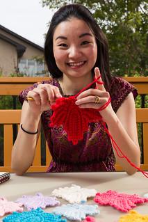 Noviera Lioe 2   by The Crochet Crowd®