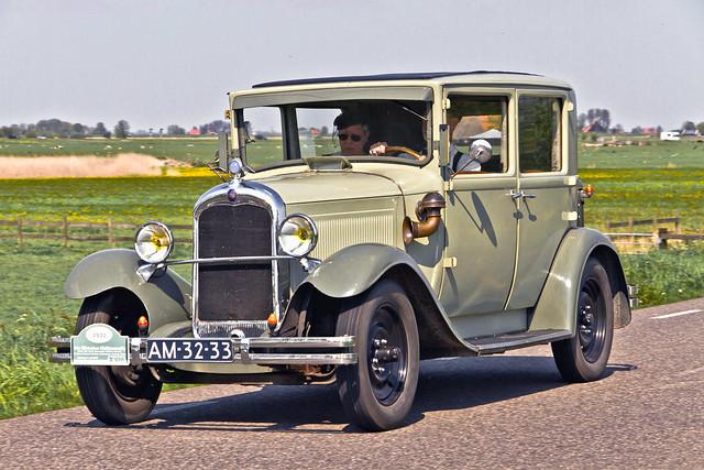 Citroën C4 III F Berline 1931 (9015)