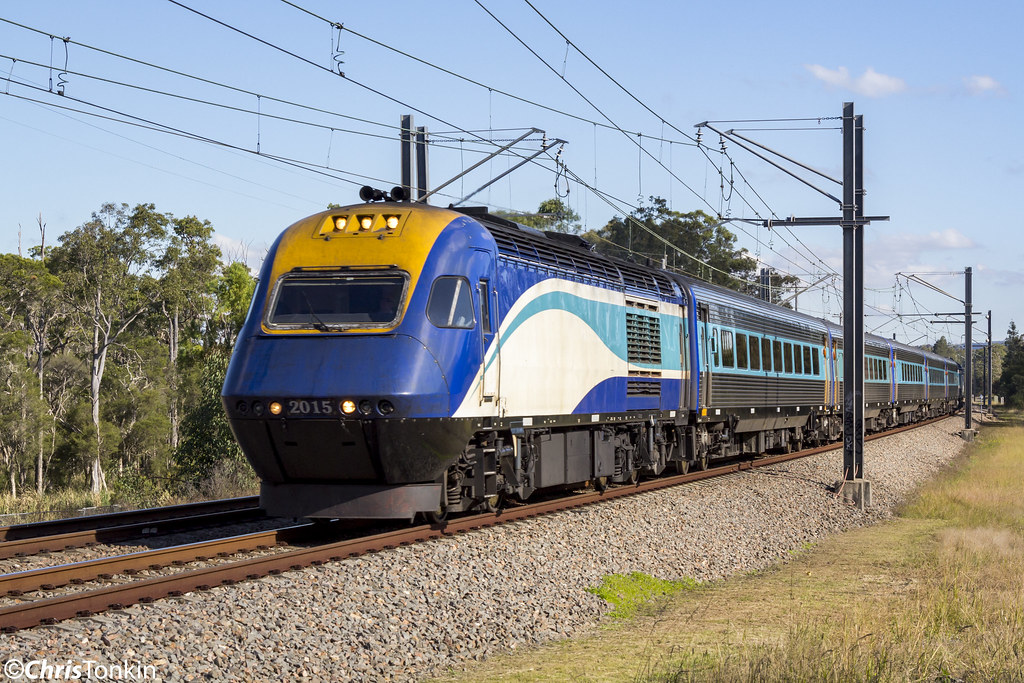 NT35 XP2015 XPT Warnervale 27-05-17 by Chris Tonkin
