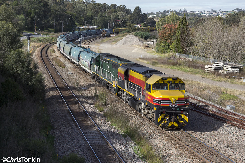 4877 BRM002-C506 Muswellbrook 03-06-17 by Chris Tonkin