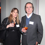 Karen Thal, Cadem; Ernesto Edwards, Empresas Hites