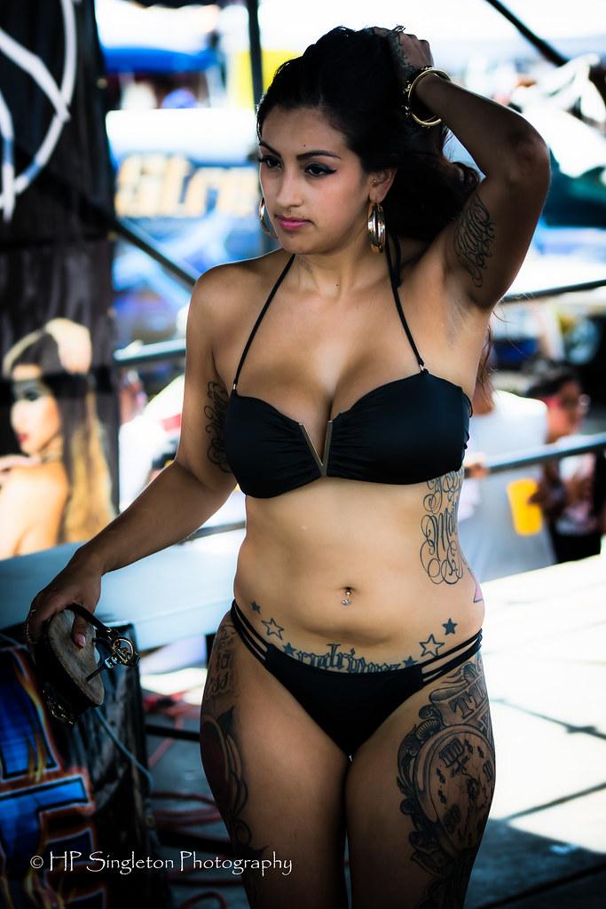 Bikini contest heatwave texas already far