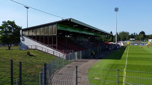 Fortuna Dusseldorf v Ipswich Town, Pre-season friendly, Paul-Janes-Stadion ,Saturday 18th July 2015 | by CDay86