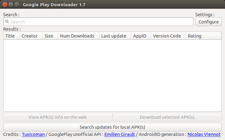 Google Play Downloader | How to download apk files from Goog
