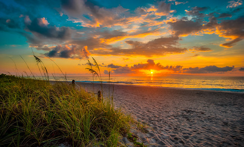 sunrise sand seashore sea beachscape beach walking waterways sun colors skies seaway nautical saltwater seaview exploration earlyinthemorning tourism