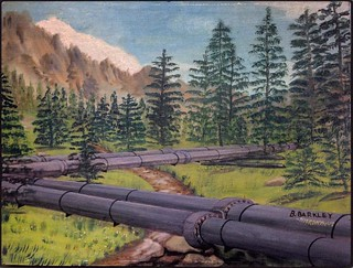 pipeline landscape | by iamhieronymus@gmail.com