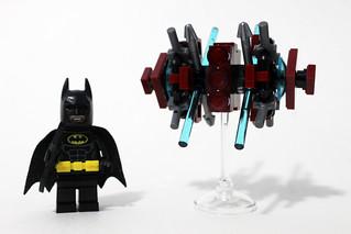 The LEGO Batman Movie Batman in the Phantom Zone (30522) | by tormentalous