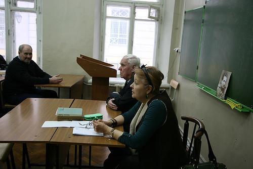 Ноя 26 2015 - 15:14 - Круглый стол, посвященный творчеству Константина Симонова