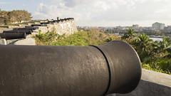 Les cannons de La Cabaña