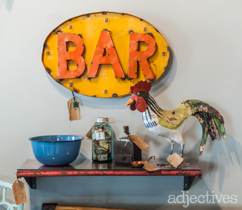 Adjectives Featured Find in Altamonte by Artistic Antiquities