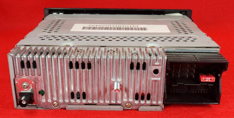 RD16592 Original BMW Business Mini R50 R52 R53 Dolby Kassettenradio Cooper One Autoradio 6512 6923503-01 DSC00753
