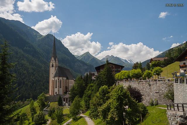 Österreich, Heiligenblut an der Hochalpenstraße, Kirche