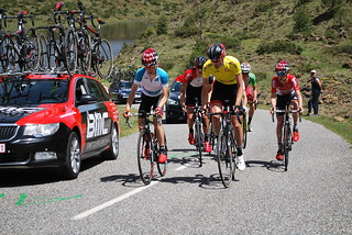 Bjorg Lambrecht (Lotto Soudal), Pavel Sivakov (BMC Development Team)