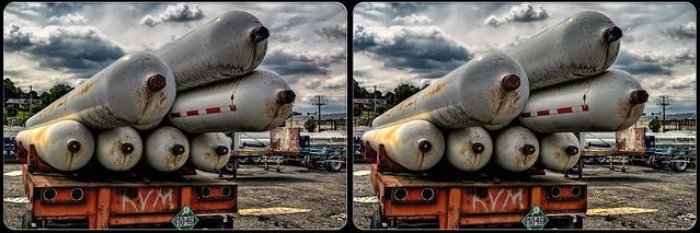 Empty Tanks (Stereo)