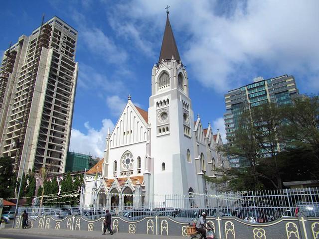 St Joseph's Catholic Cathedral