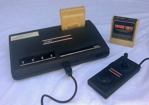 Coleco Gemini | by Deep Fried Brains