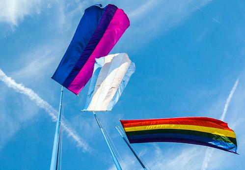 pride flags zagreb