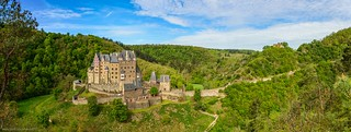 Burg, Castle Eltz Panorama | by Frawolf77