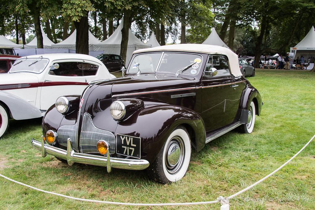 Buick Eight Convertible - 1939