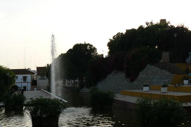Parque Centro . Alcalá de Guadaíra (Sevilla)