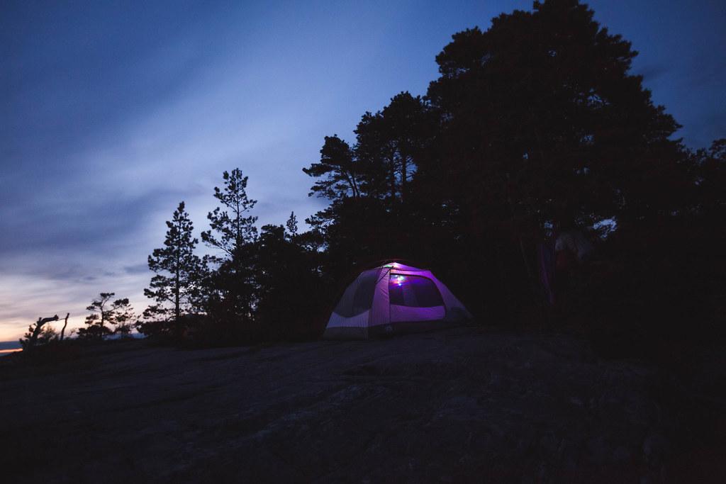 retkeilyvarusteet teltta