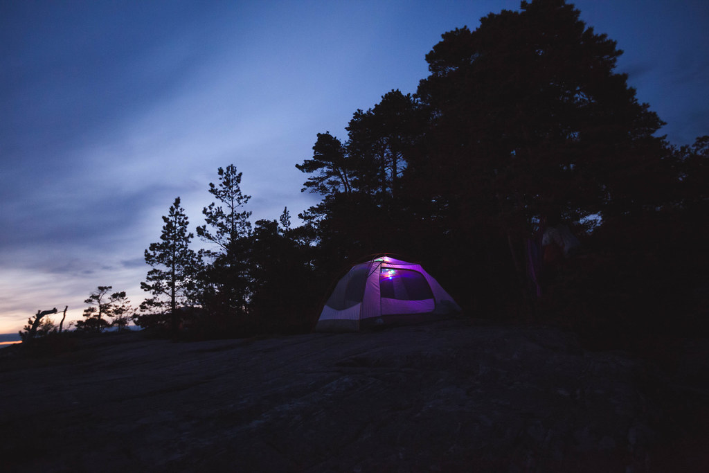 teltan varustelu