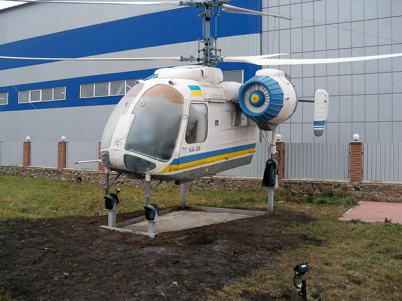 Helikopterid Ka-26 3