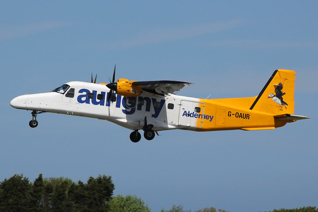 G-OAUR | Dornier Do-228-212NG | Aurigny Air Services