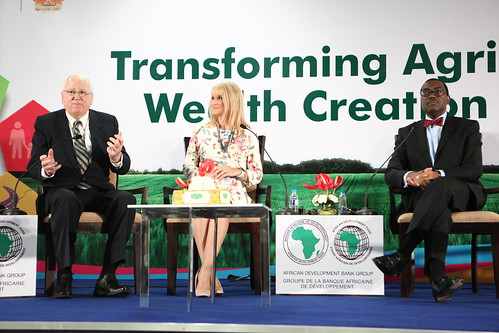 Leadership for Agricultural Transformation Town Hall with the President, AM 2017