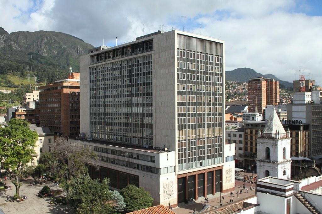Edificios del Banco de la República