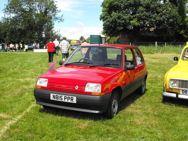 Renault 5 Campus - N815 PPR