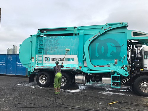 We keep clean our trucks | by Disposal Queen