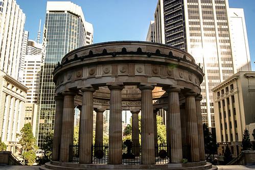 Anzac Square Memorial