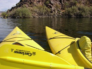 Black Canyon Arizona - Kayaking | by Bertahan Luxing