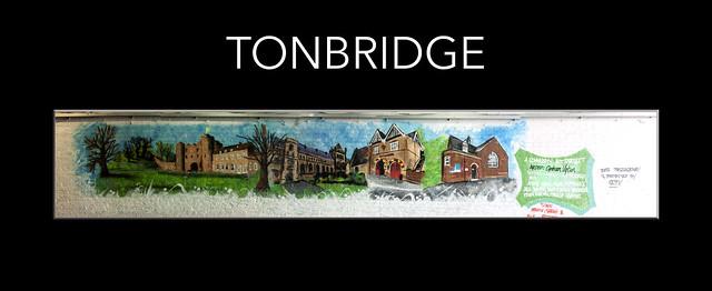 Tonbridge Station Underpass 01