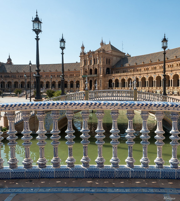 Plaza de España (Sevilla) Spain. HFF