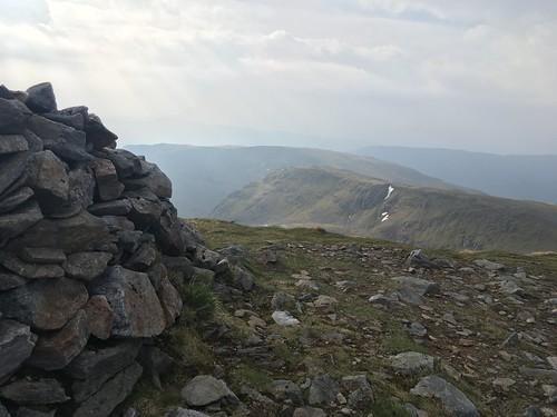 Sgurr nan Conbhairean (1109m)   by Minceheid