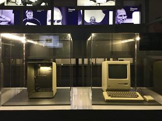 """museu da imagem e do som de são paulo: exposição """"steve jobs, o visionário""""   by gaf.arq"""