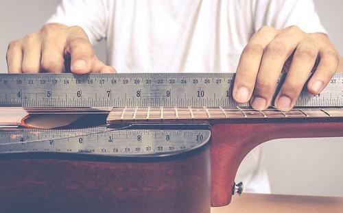 care & maintenance guitar