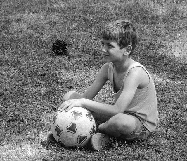 Gago e il pallone